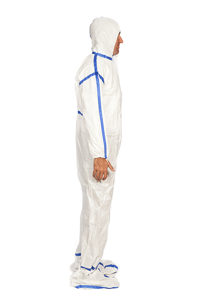 Sterile Cleanroom Coverall