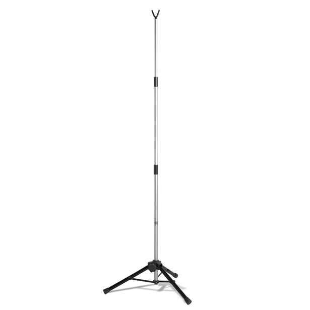 IV Pole Disposable Floor/Tabletop Convertible